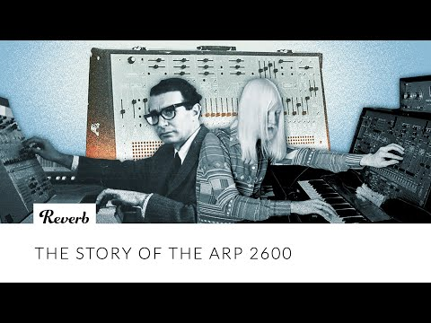 The ARP 2600: The Story of a Legendary Synthesizer (2020) - A Synth favored by Stevie Wonder, The Who, and Star Wars Sound Designers