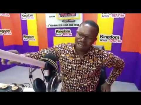 NDC's Eric Adjei blasts Sarkodie