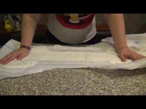 Обзор памперсов для взрослых фирмы Seni/Diapers for adults