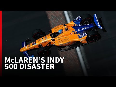 Image: WATCH: Where did McLaren go wrong at Indy 500?