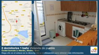 preview picture of video '2 dormitorios 1 baño Vivienda de pueblo se Vende en Ciudad Quesada Lo Marabu, Alicante, Spain'