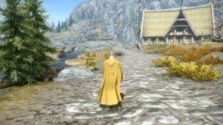 Illustrious HDT Cloaks of Skyrim by Euphy aka EuphoricKnave