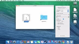 How to create a macOS DMG installer.