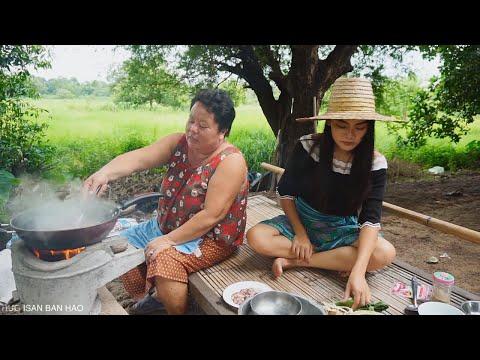 แกงอ่อม เนื้อเศษ cooking my food village thai isan