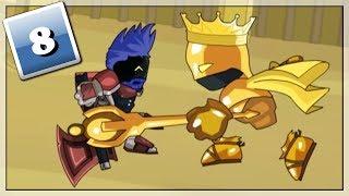 Jak Zostać Bohaterem Na Arenie? Darmowe Gry Online: Swords and Souls #8