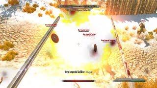 Skyrim mod: VIGILANT English Voiced #21 Nenyond's Priory and