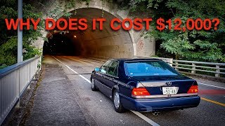 Why my EXHAUST COST $12,000 on my CHEAP Mercedes + S600 W140 TUNNEL RUNS!