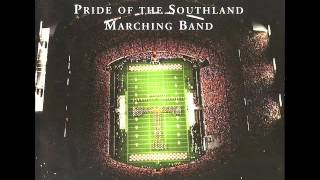 University of Tennessee Pride of the Southland Marching Band - Pregame 1996