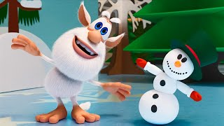 Booba - Compilation of All Christmas episodes - Cartoon for kids