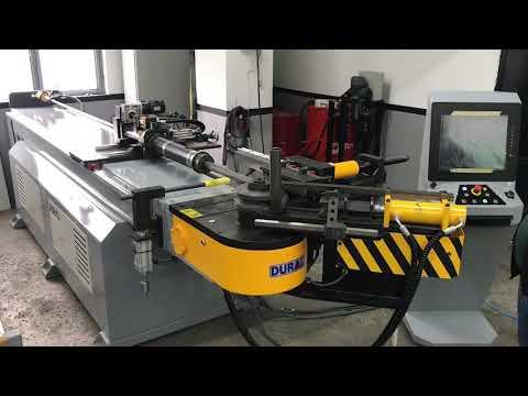 Giętarka trzpieniowa CNC - gięcie podstawowe - zdjęcie