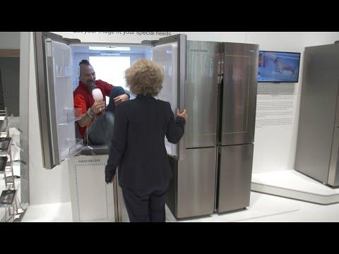 Side By Side Kühlschrank Test 2018 : Kühlschrank haier test produkt vergleich video ratgeber