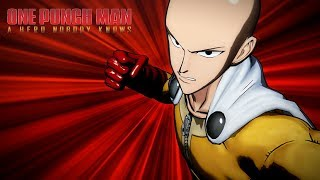 One Punch Man: A Hero Nobody Knows - Launch Trailer - PS4/XB1/PC
