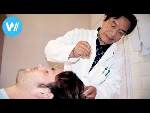 Elektrophorese zervikale infant Abteilung