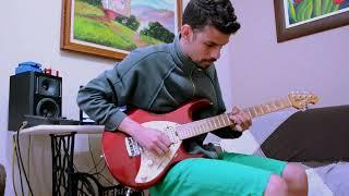 Israel Salazar   No Meio Dos Louvores (GUITAR COVER)
