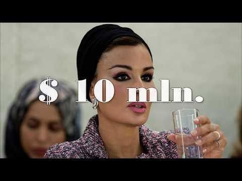 Самые богатые женщины мира ТОП 10 Иванка Трамп Шейха Моза Лорен Джобс BMW Mars WalMart