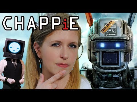CHAPPiE Explained!  Movie Review and Analysis | Chappie (2015) Summary | SPOILERS!