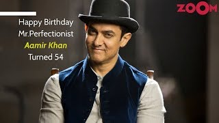 Aamir Khan Birthday special - Here are some unknown facts about Mr. Perfectionist