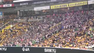 東京ヤクルトスワローズウラディミール・バレンティン応援歌日本シリーズ第2戦
