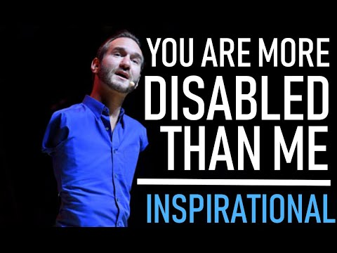 Nick Vujicic – Good days & bad days