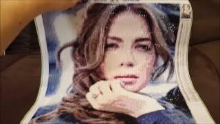 Готовые работы. Алмазная 5D вышивка по фото. Как заказать портрет на Алиэкспресс?