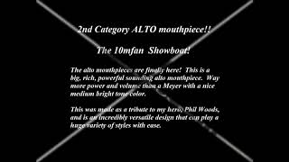 "10MFAN SHOWBOAT ALTO - ROBERT ANCHIPOLOVSKY--- ""LETS FALL IN LOVE"""