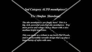 "10MFAN SHOWBOAT ALTO - ROBERT ANCHIPOLOVSKY--- ""LETS FALL IN LOVE"""