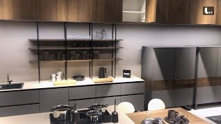 LEICHT @ LIVING KITCHEN  LIFESTYLE TV Video