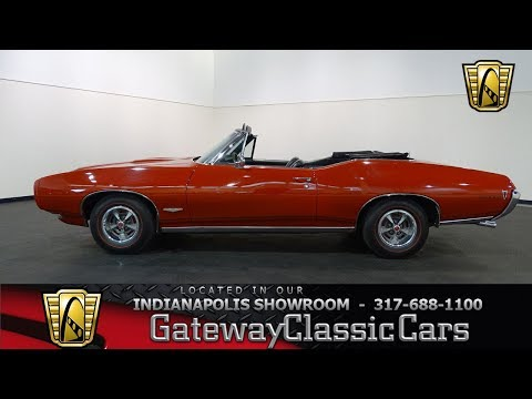 Video of Classic '68 Pontiac GTO - NDAJ