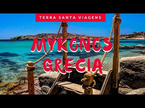 Ilha de Mykonos