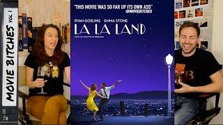 La La Land Movie Review  MovieBitches Ep 131