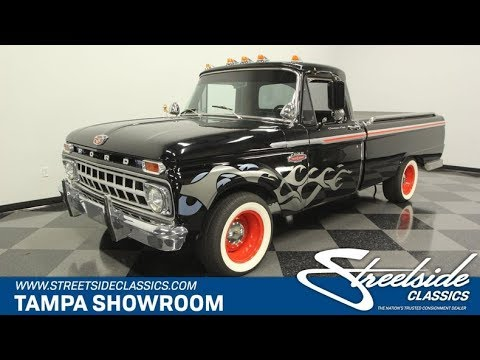 Video of '65 F100 located in Lutz Florida - NSA2