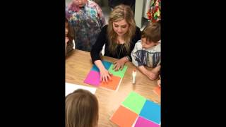 Andy Warhol Hands Elementary Art Lesson