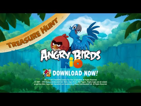 Video of Angry Birds Rio