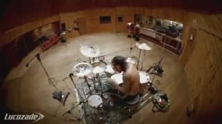 Travis Barker Drum Solo & Recording