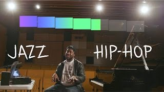 "Robert Glasper: ""Jazz is the mother of hip-hop""   JAZZ NIGHT IN AMERICA"