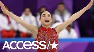 Mirai Nagasu Lands History-Making Triple Axel At 2018 Winter Olympics   Access