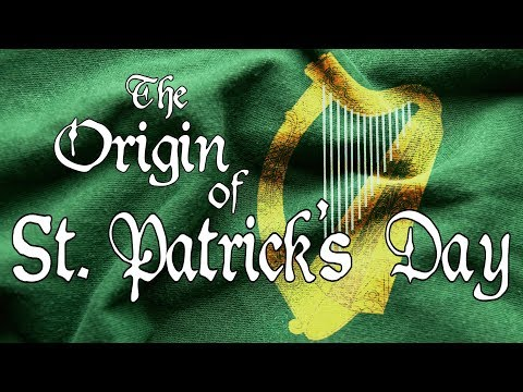 The Origin of St. Patrick's Day