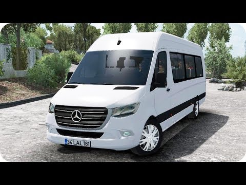 Mercedes Benz Sprinter 2019 Ets2 Mod 1 35 - Modhub us
