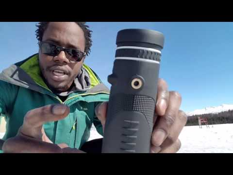 ARCHEER 40×60 Monocular REVIEW + DEMO