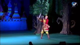Новгородский академический театр драмы представляет премьеру спектакля