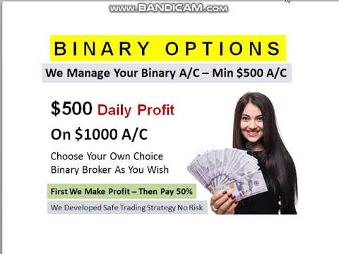 Platinum binary options trading system