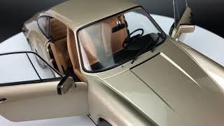 Solido Porsche 911 Carrera 3.2