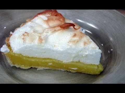 How to Make Lemon Meringue Pie – Recipe by Laura Vitale – Laura in the Kitchen Ep 121