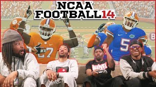 Must Watch NCAA 14 Tournament! Crazy Plays & Wild Finishes!