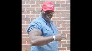 BLACK MAN in a MAGA Hat & American Exceptionalism #WalkAway #TRUMP2020