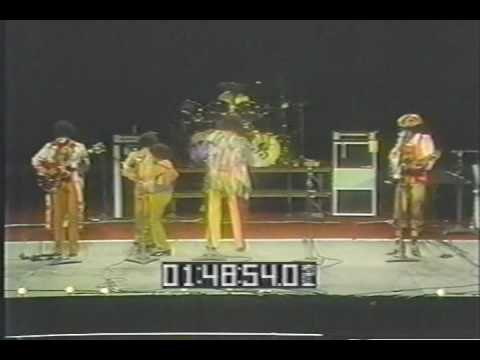 Michael Jackson and The Jackson Five 5 Live 1971