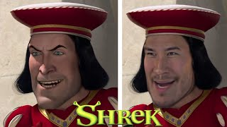 Markiplier as Lord Farquaad in Shrek [DeepFake]