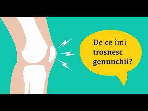 Osteocondroza genunchiului 1 grad