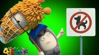 Oddbods Full Episode - Slick Style   Funny Cartoons For Kids
