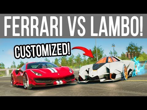 Download The Crew 2 Ferrari 488 Pista Customization And Gameplay